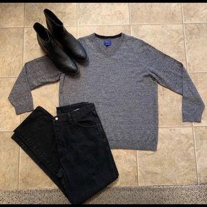 Men's 2xl sweater, slim fit